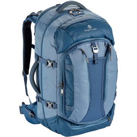 Eagle Creek Global Companion Rugzak 65L Dames, smoky blue